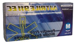 MckDS Exam Glove McKesson NITRILE 911™ EC NonSterile Purpl