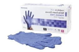 McKesson Confiderm 3.5C Nitrile Latex-Free SM Exam Gloves, S