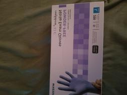 mckesson nitrile exam gloves powder free 200 total small dis