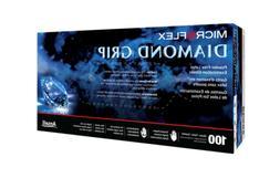 MICROFLEX  DIAMOND GRIP POWDER FREE LATEX GLOVES