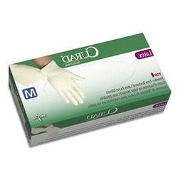 MIICUR8105 - Curad Latex Exam Gloves
