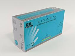 Adenna Miracle 3.5 mil Nitrile Powder Free Exam Gloves  Box