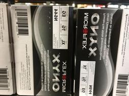 Micro Flex N64-XL Onyx- Xlarge Black Nitrile Gloves