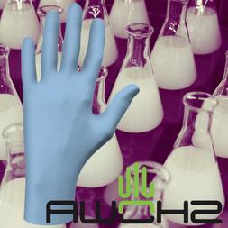 NEW! 6005 Showa Best N-DEX Disposable Nitrile Gloves ALL SIZ