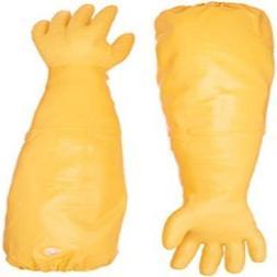 New Work Glove Atlas 772 Medium 26-Inch Nitrile Elbow Length