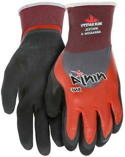 Memphis Ninja BNF Double Nitrile Coated Nylon/Spandex Work G