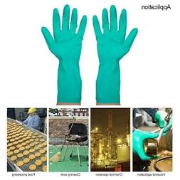 Nitrile Cleaning Gloves Reusable Household Cleaning Gloves I