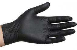 Skintx BLK50005-2Inner Nitrile Glove Medical Grade Examinati
