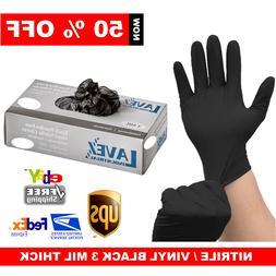 nitrile exam gloves 100 pcs powder