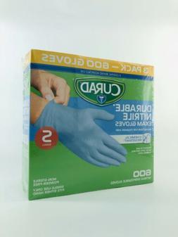 Curad  Nitrile Exam Gloves - SMALL