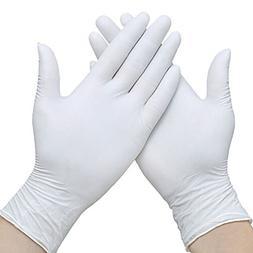 Nitrile Exam Gloves, Dental Food Medical Safe Gloves  Non-St