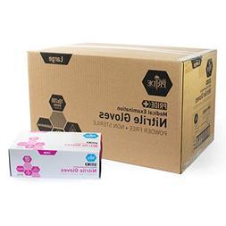 Medpride Nitrile Exam Gloves - Medical grade, powder free