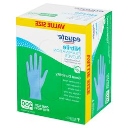 Nitrile Examination Gloves + 409 Multi-Purpose Surface Clean