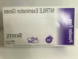 Skintx Nitrile Examination Gloves Extra Small 200 Pieces Per
