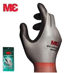 2 Pairs 3M Nitrile Foam Coated Comfort Gloves for Electrical