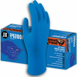 NITRILE GLOVES 9 MIL     X-LARGE