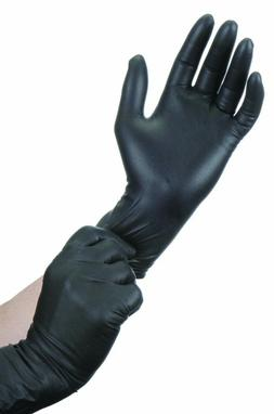 Nitrile Gloves: Heavy Duty, Medium Duty, Light Duty; 9, 7, 5