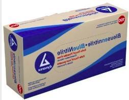 Dynarex - Nitrile Gloves Non Latex, Powder Free. BLUE, X-Lar