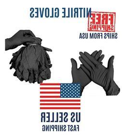 Nitrile Gloves Non Latex/Vinyl Powder Free 10/20/50/100