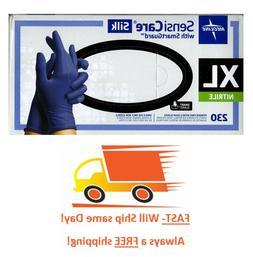 Medline Nitrile Gloves - Size X-Large - Box of 230- FAST Shi