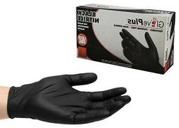 Gloveplus  Nitrile  Gloves  2X Large  100 pk Black