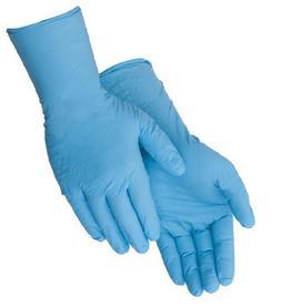 Liberty 2022W Nitrile Industrial Glove, Powder Free, Disposa