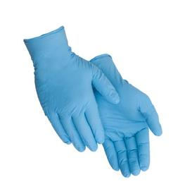 Liberty 2018W Nitrile Industrial Glove, Powder Free, Disposa