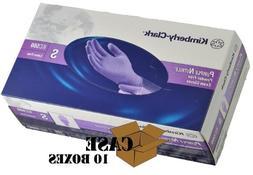 Kimberly-Clark - Purple Nitrile Medical Exam Powder Free Glo