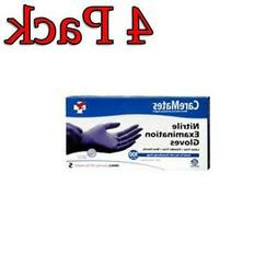Caremates Nitrile-Pf Examination Gloves, Small 50 each by Ca
