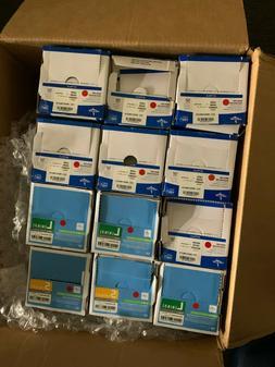 Medline Nitrile Sterile medical exam gloves 10 pairs powder