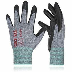 Lab Safety & Work Gloves Nitrile FN330, 3D Comfort Stretch F