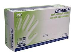 Adenna Npf880 Examination Gloves - X-small Size - Powder-fre