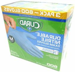Powder Free, Latex Free, Medical Grade, Exam Glove  Qty. 600