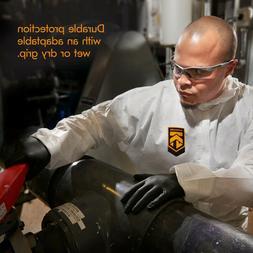 Powder Free Nitrile Gloves 100 ct - black size XXL 2XL 6 Mil