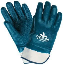 MCR Safety Predator 9761RM Rough Finish Nitrile Coated Glove