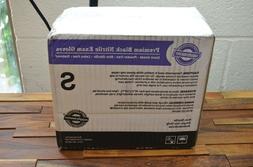 SupplyMaster Premium Black Exam Nitrile 400 Gloves Disposabl