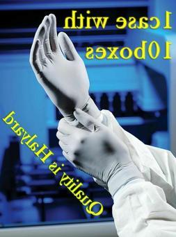 Pro quality nitrile Halyard gloves 50707 Medium Kimberly cla