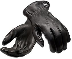 Ansell ProjeX 97-978 Leather Driver Glove, Medium