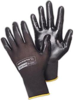 Honeywell Pure Fit 380 Nitrile Palm Coated Gloves Medium, 12