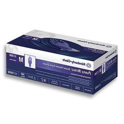 Safeskin KC500 Purple Nitrile PF Exam Glove - XS