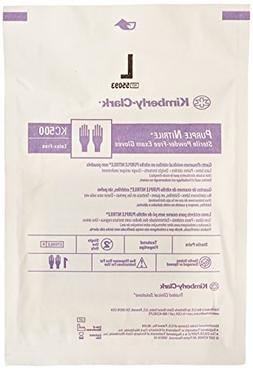 Kimberly-clark Safeskin Purple Nitrile Sterile Powder-free E