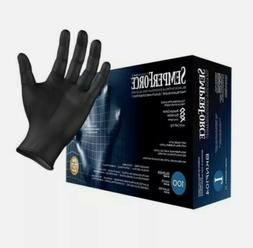 Sempermed Semperforce Black Nitrile-large-Box/100, large