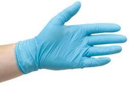 Sempermed Semperguard INIPFT Blue Large Nitrile Rubber Powde