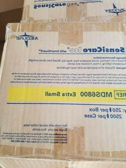 Medline SensiCare Ice Blue Nitrile Exam Gloves W/Film  Extra