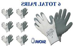 Showa 451 Atlas Therma Fit Insulated Winter Work Glove -6 PA