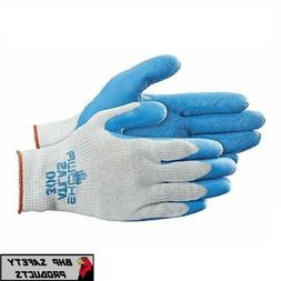 SHOWA ATLAS FIT 300 NATURAL RUBBER PALM COATED WORK GLOVES B