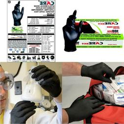 Skintx Care Medical Grade Nitrile Disposable Gloves, Cbk9-50