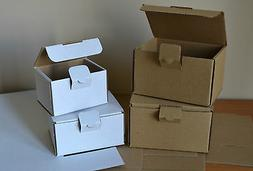 SMALL POSTAL CARDBOARD MAILING BOXES PACK OF 10 STRONG BOXES