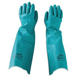 Ansellpro Sol-Vex Nitrile Gloves, Size 9, 12 pairs/carton