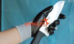 SRSAFETY 2 Pairs EN388 4343,Nylon-HPPE Cut Resistant <font><